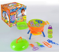 Summer Outdoor Play BBQ Grill Bubble Water Toy