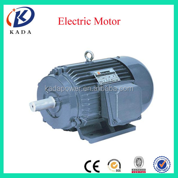 Y AC three phase specifications of induction motor