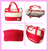 Eco-friendly Diaper bags Mummy Baby bag Multifunctional