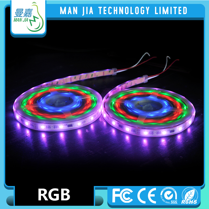 2017 600 led strip 5050,led hard strip with CE certificate