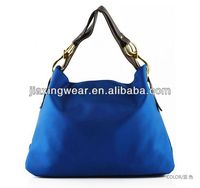Fashion patent leather shoulder bag for shopping and promotiom,good quality fast delivery