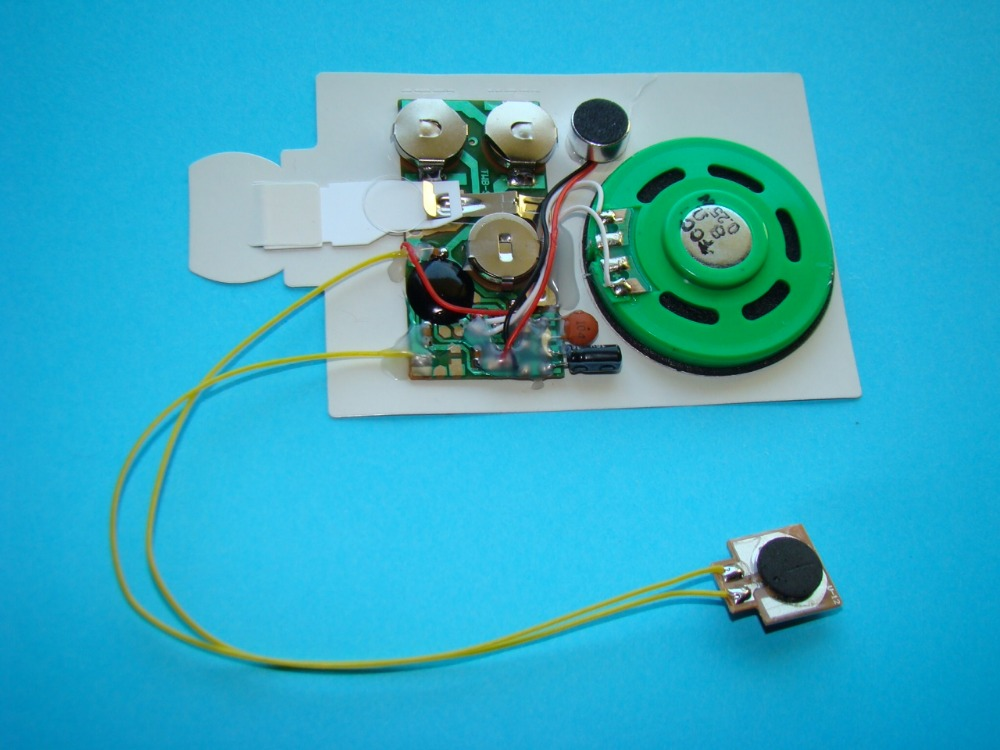 Digital voice recorder modules for greeting cards cheap price