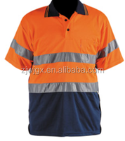 hi vis brand logo shirt latest style man polo shirt