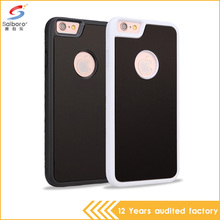 hot sale tpu soft anti gravity mobile phone case for HTC one phone cover for HTC M8