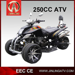 250cc trike motorcycle with reverse trike atv