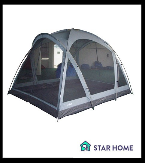 2 person canvas camping tent for family camping