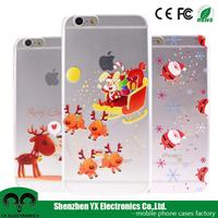 best selling christmas items fancy custom design cell phone case manufacturer