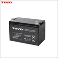 12V 100AH vrla deep cycle gel ups battery