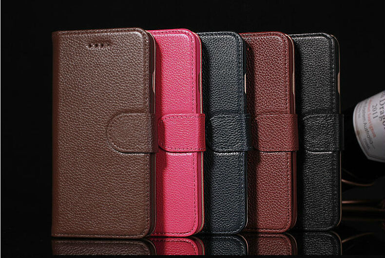 The most preferential prices leather wallet Phone Case for iphone 6 Book Style