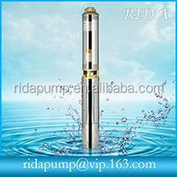 DAYUAN deep well solar water pump