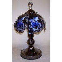 Blue Dragon Touch Lamp 1