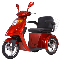 for Disabled handicapped use Three Wheel Electric Tricycle