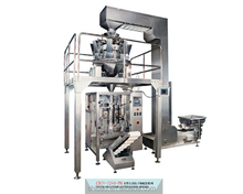 Doyback Vertical grain Packing machine with multi-head weighter