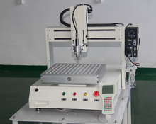 Desktop V slot connection pcb lead cutting machine