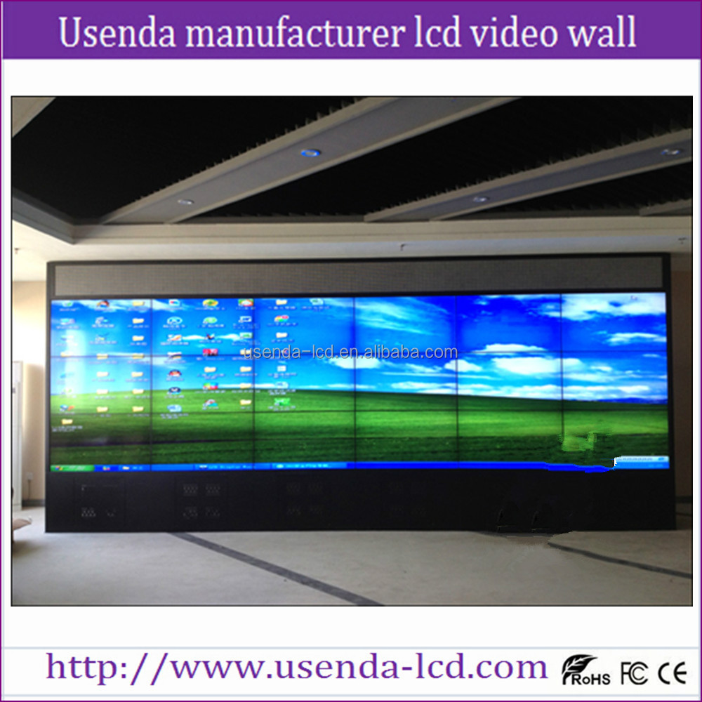 2013 led xxxx video xxx wall/oled/screen/leddance 55inch with korea original panel CE seamless samsung video wall HD led