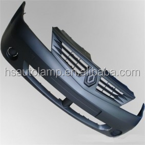 auto front bumper for renault logan 2005 auto body parts