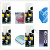 Hot sale adhesive glass- metal /acrylic /crystal /pp paper-glass uv glue