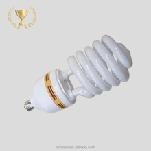 Made In China 220V 26W CFL Half Spiral Energy Saving Light Bulb