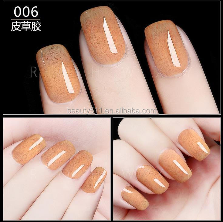 12ml New style Manicure shop Phototherapy Oil glue/Gel Nail Polish