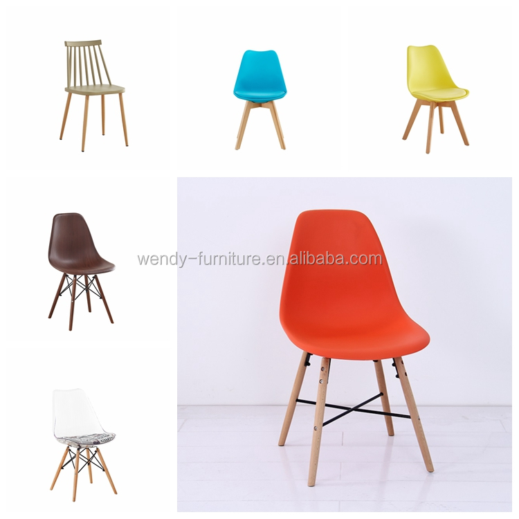 Modern pp dining chair with new design