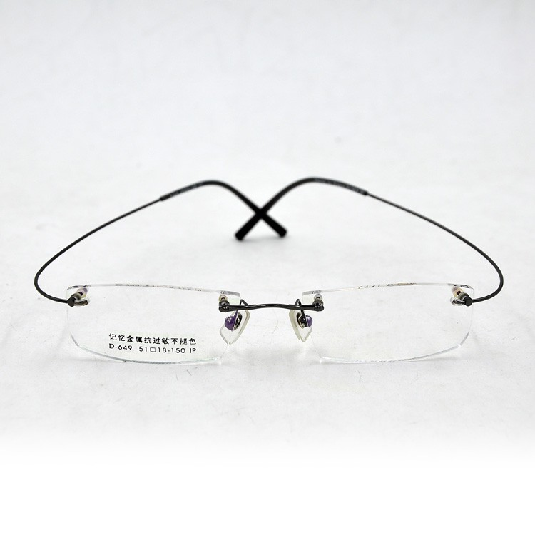 Rimless Custom Optical Glasses,Wholesale Eyeglass Frames ...