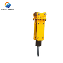 Excavator Hydraulic Demolition Breaker Hammer And Spare Parts For Sale