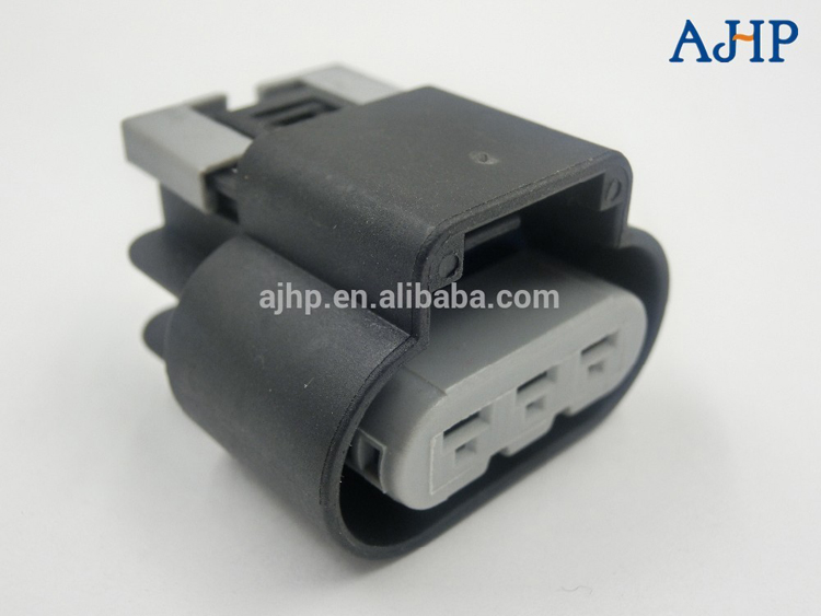3 way pa66 female wire harness auto connector buy wire
