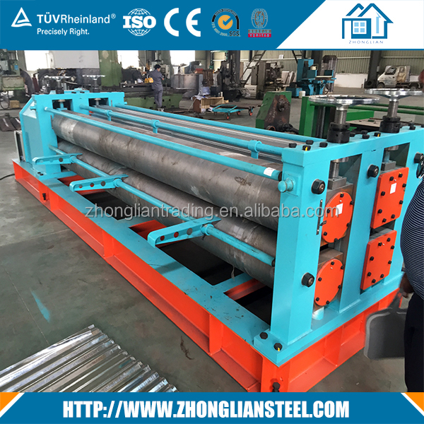 Corrugated Roofing Barrel Type metal roofing sheet molding machine