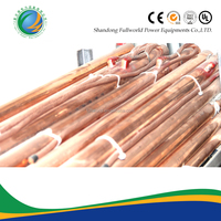 Pure Copper Chemical Earth Rod
