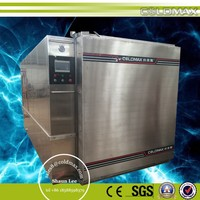 ce certification bread cookies pizza burger bun puff pastry health food vacuum fast air water cooler