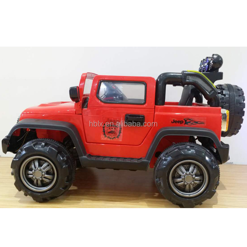Remote Controlled Car Ride On Car 12V Kids Jeep