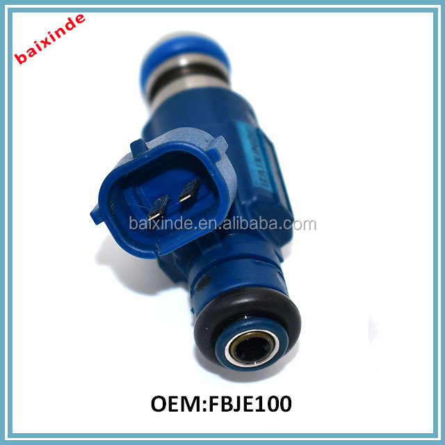 BAIXINDE Auto Parts original quality NOZZLE FUEL INJECTOR FBJE100 for PRIMERA QR25DE QR20DE 2.0L 2.5L 00-05