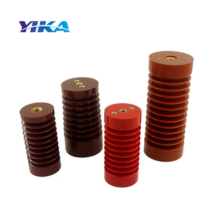 High Voltage Epoxy Resin Insulators Busbar Support Post Insulator
