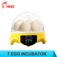 Best quality mini incubator for hatching chicken eggs yz9-7 for children and family