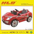 113951-(G1003-7511A) RC Ride On Car,children ride on car rubber tires