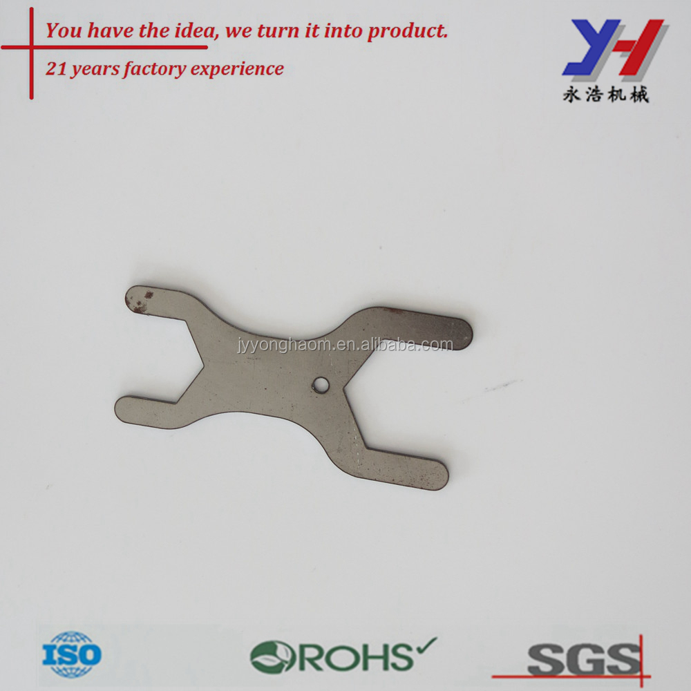 OEM ODM customized steel torque wrench for pipe