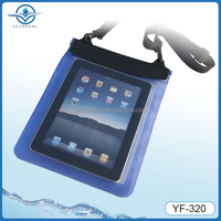 pvc Waterproof Pouch Case Bag For Apple Ipad 2