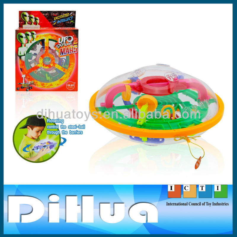 New Magical Intellect Ball Balance Puzzle Improve Understanding of Balance and Space