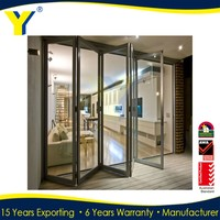 Australian standard building materials soundproof folding interior door AS/NZS2047 AS/NZS2208 & AS/NZS1288