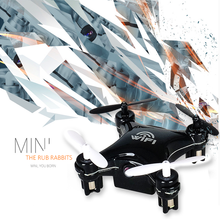 Mini Pocket 4 Channel RC Helicopter with Wifi Camera