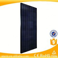 Economical high efficiency 5W to 295W mini flexible solar panel