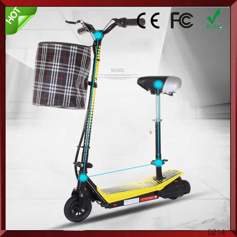 Factory price folding mobility battery power electric scooter for kids
