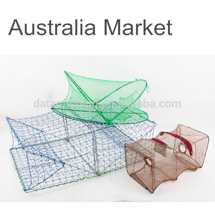 China folding fishing net shrimp, folding lobster trap