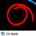 High brightness RGB color changing led neon flex rope lights for outdoor use