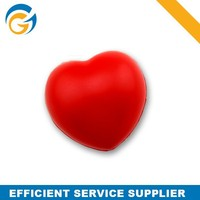 Heart Shape Anti Stress Ball All Colors Available
