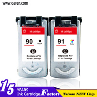 Hot selling BC-90 BC-91 ink cartridge compatible for Canon