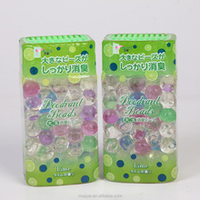 200g fragrance crystal beads air freshener made in china