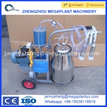 Vacuum pump portable goat milking machine for sale