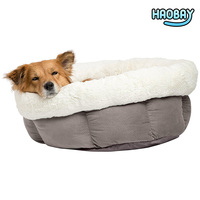 Attractive price new type short fuzz dog pet bed