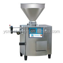 chicken beef pork halal smoked sausage grilled sausage processing machine for sale
